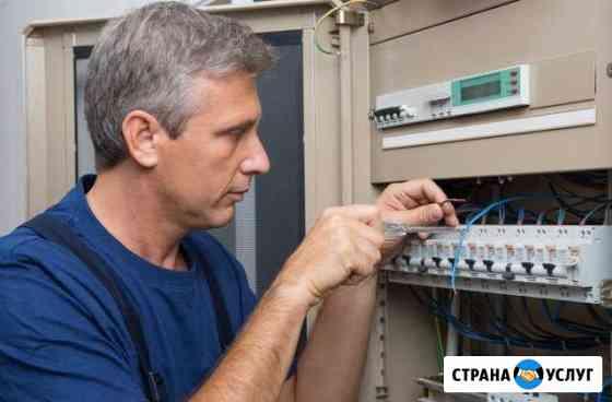 Электрик Омск Электромонтаж Омск