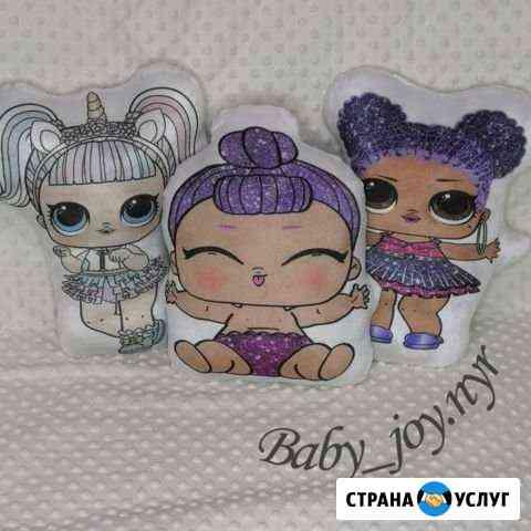 Шью на заказ детский текстиль Новый Уренгой