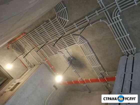 Профессиональный электрик Сыктывкар