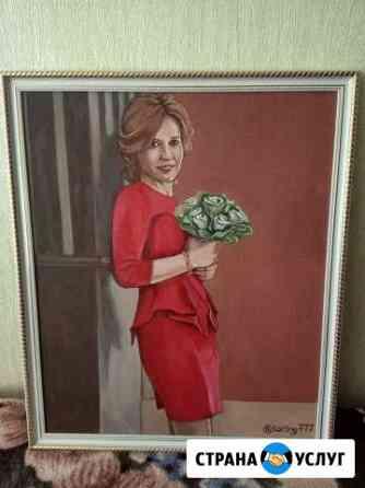 Рисую портреты на заказ Владикавказ