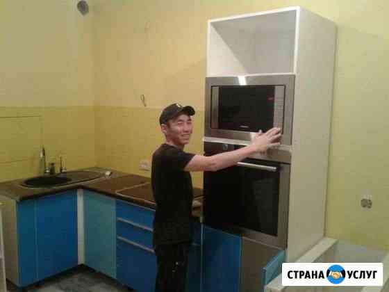 Профессиональный ремонт быстро качественно, по дог Улан-Удэ