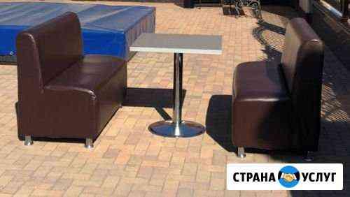 Аренда мягкой мебели,столов и стульев Черкесск