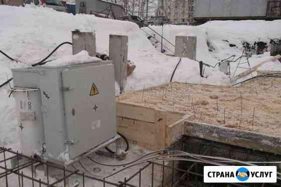 Трансформатор для прогрева бетона ктпто-80 Бийск