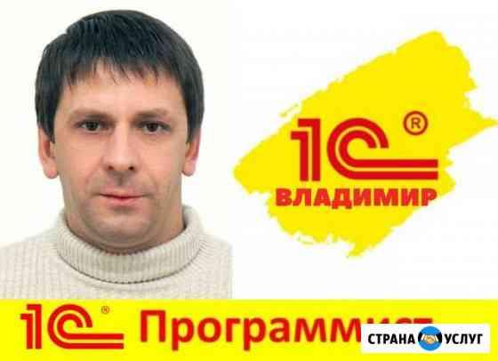 Программист 1С Владимир