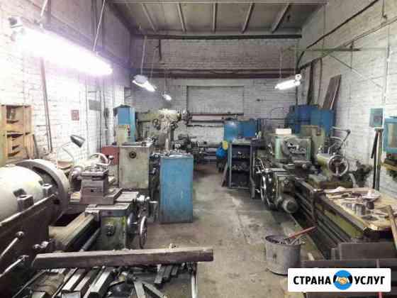 Токарные работы Барнаул