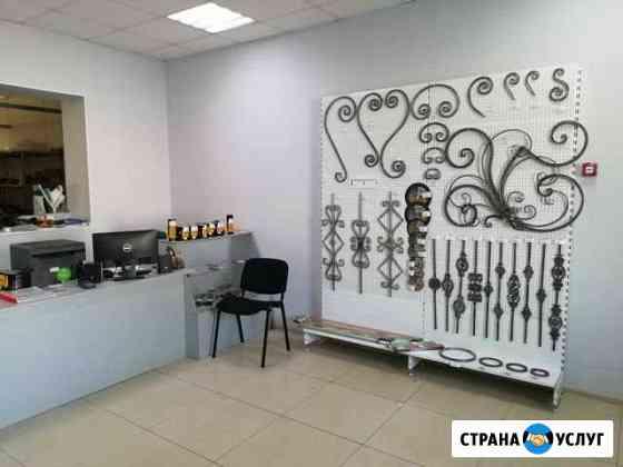 Кованые и штамп. элементы для художественой ковки Горно-Алтайск