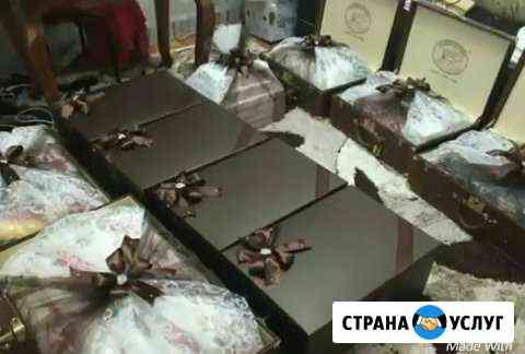 Оформление свадебных чемоданов Грозный