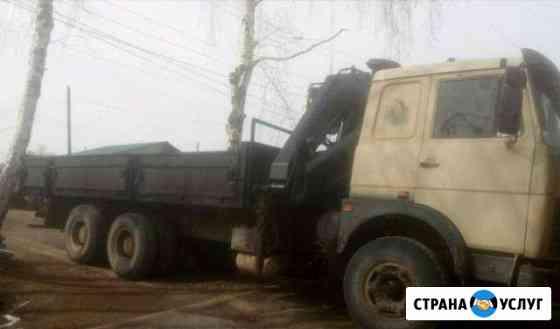 Услуги манипулятора 15тонн, стрела 6 тонн Нижний Тагил