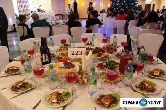 Кейиеринг, Сервировка праздничного стола Йошкар-Ола