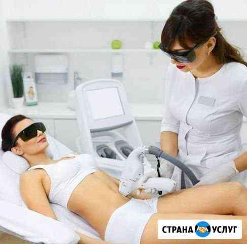 Лазерная эпиляция - удаление волос Нижневартовск