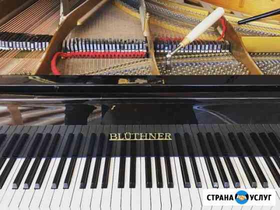 Настройка пианино Абакан