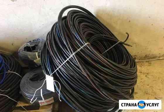Прием кабеля и проводов Казань