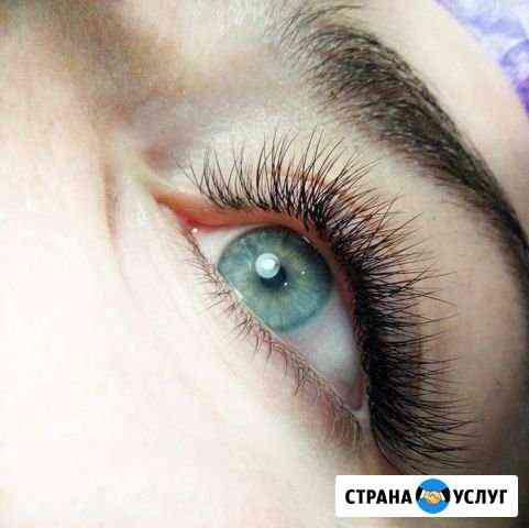 Наращивание ресниц (лешмейкер) Красноярск