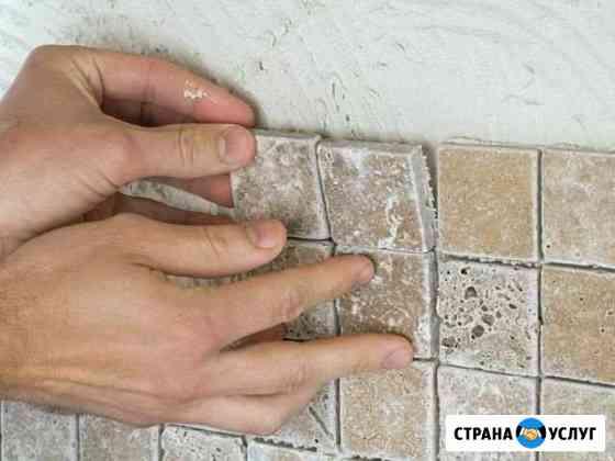 Плиточник. Ремонт ванной и санузла Томск