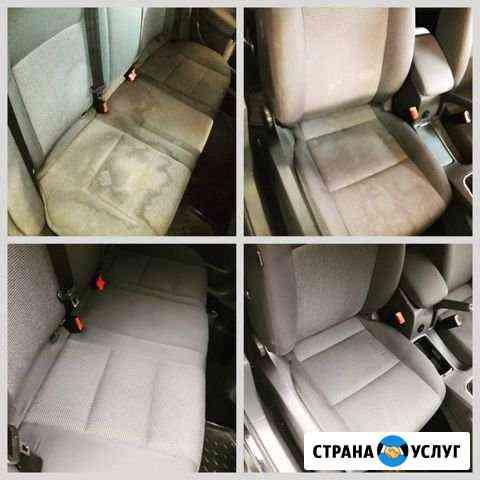 Химчистка салона автомобиля Кострома