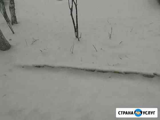 Уборка снега Уссурийск