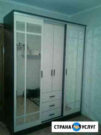 Сборка мебели Рязань