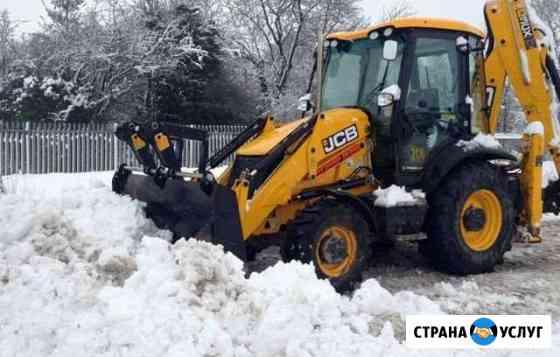 Уборка и вывоз снега.24часа Оренбург