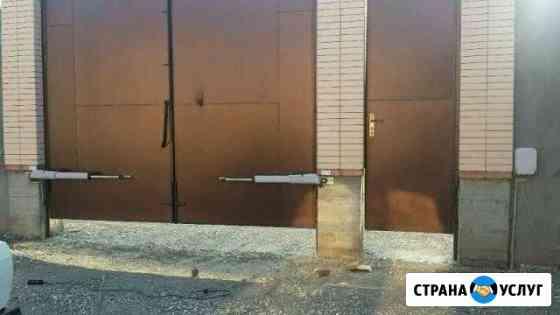 Автоматика для ворот,Секционные ворота рольставни Грозный