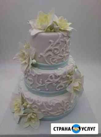 Свадебные торты на заказ Нижний Новгород