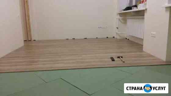 Укладка ламината Красноярск