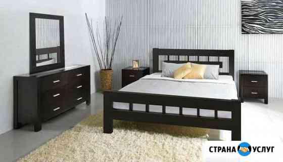 Новые кровати из массива Муром