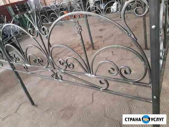Изготовление оград Рязань