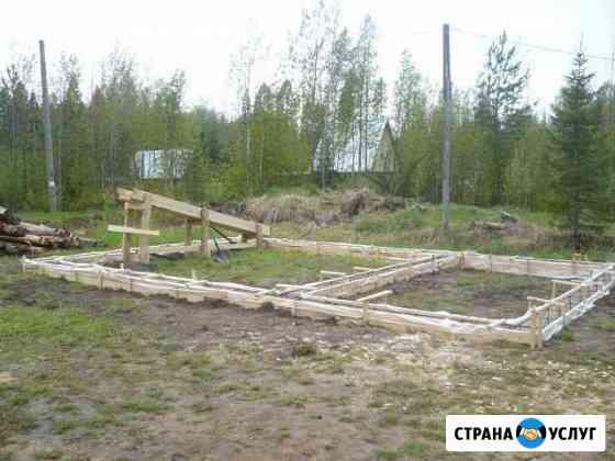 Ремонт,строительство домов, квартир,балконов Сыктывкар