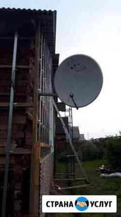 Установка антенн Собинка