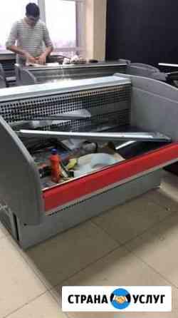 Аренда холодильного оборудования Иркутск