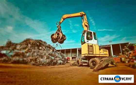 Приём металлолома демонтаж вывоз сдать металл Волжск