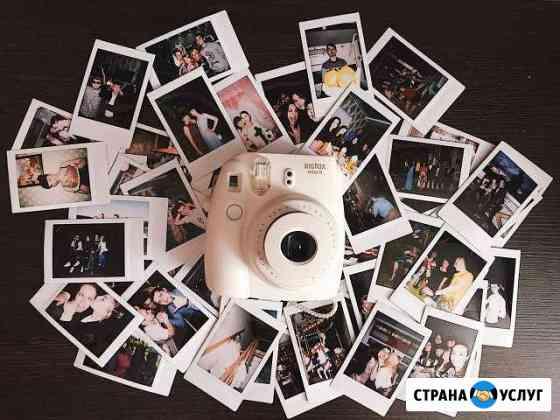 Fujifilm instax mini 8 аренда/прокат Курск