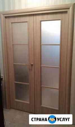 Качественная установка дверей любой сложности Ижевск
