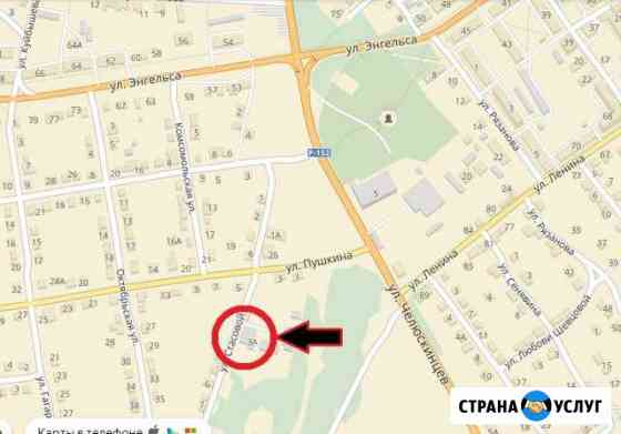 Машиноместо на охраняемой стойнке на ул Пушкина Балахна