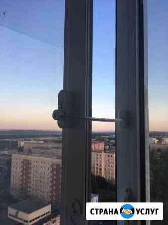 Ремонт и установка окон и дверей. Москитные сетки Ижевск