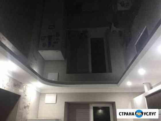 Фабрика натяжные потолки Мостовской
