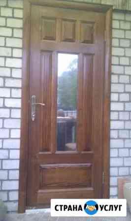 Двери Петропавловск-Камчатский