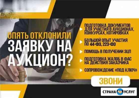 Участие в тендерах Ленск