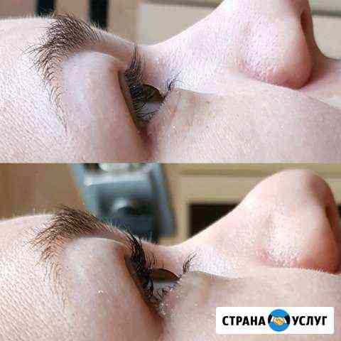 Ламинирование +Botox ресниц Липецк