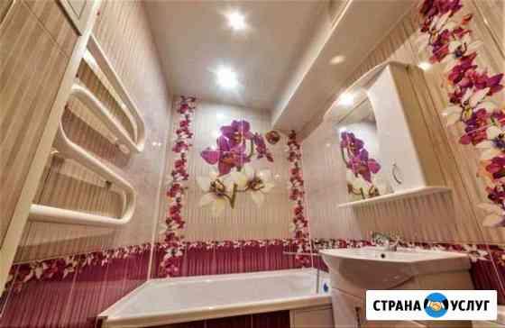 Ремонт ванной,туалета, всей квартиры(дома) Иваново