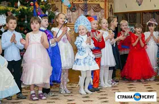Фото/видеосъёмка детских утренников Омск