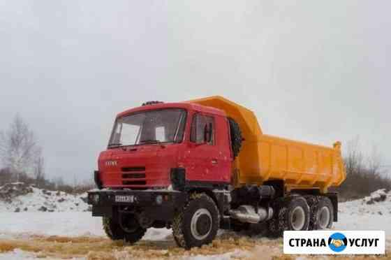 Услуги вездехода Tatra Славянск-на-Кубани