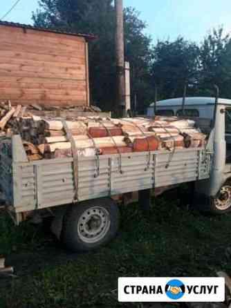 Дрова сухие(пихта) -УАЗ Горно-Алтайск