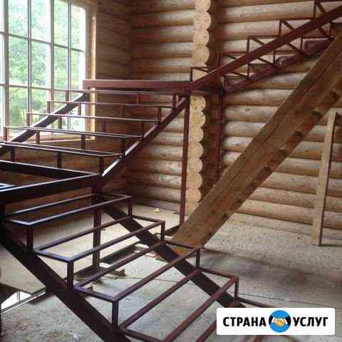 Лестница изготовление Шуя