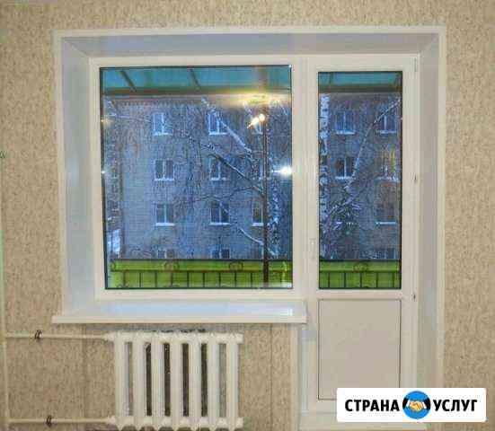 Окна, двери, лоджии, балконы Орёл
