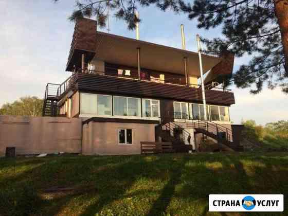 Пансионат-дом престарелых и инвалидов Полысаево