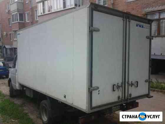 Большая газель.вывоз мусора.переезды.доставки Новочеркасск