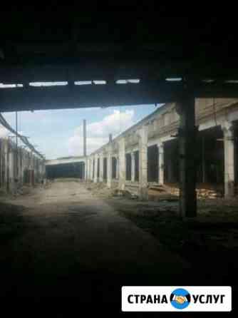 Демонтаж зданий Южноуральск