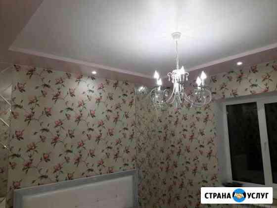 Натяжные потолки ремонт от А-Я Алексеевка