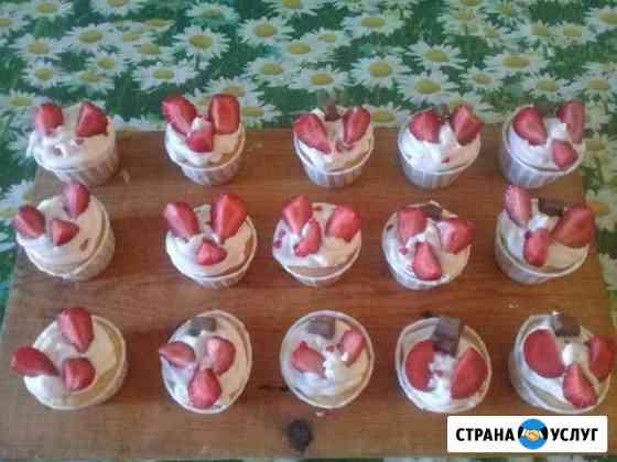 Капкейки на заказ Иваново